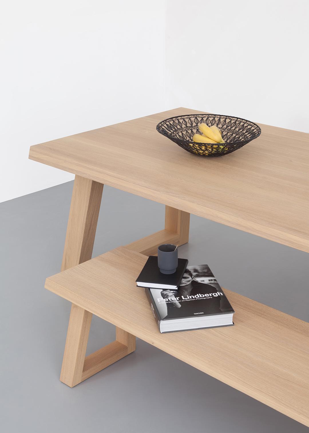Design Eettafel Bank.Design Bench Slide L Remy Meijers L Odesi Your Dutch Design
