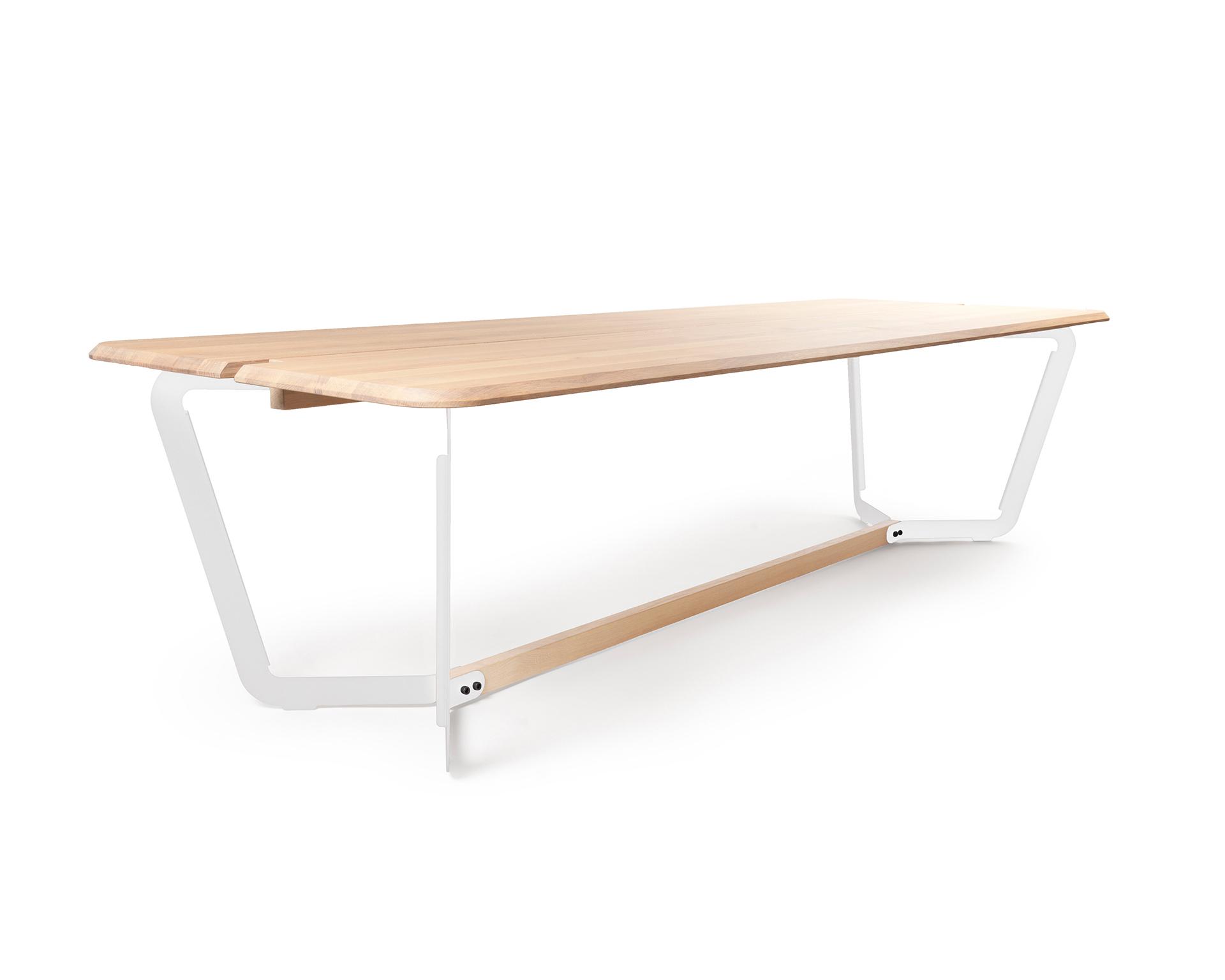 Eettafel Wit Design.Design Dining Table Stringer L Bas Vellekoop L Odesi Your Dutch Design