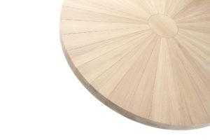 Rond tafelblad design