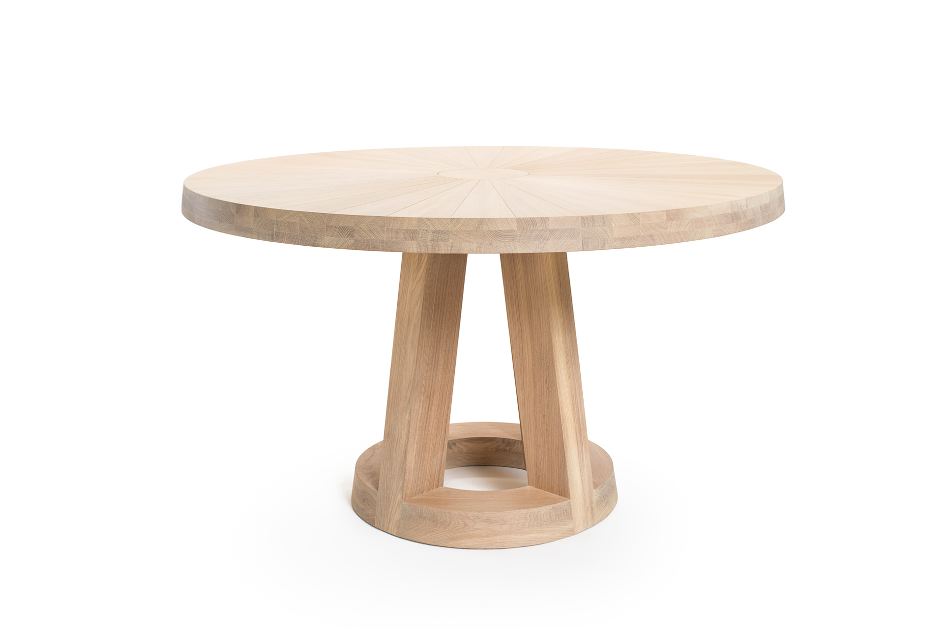 Table Ronde 130 Cm.Solid Round Design Table L Remy Meijers L Odesi Your Dutch Design