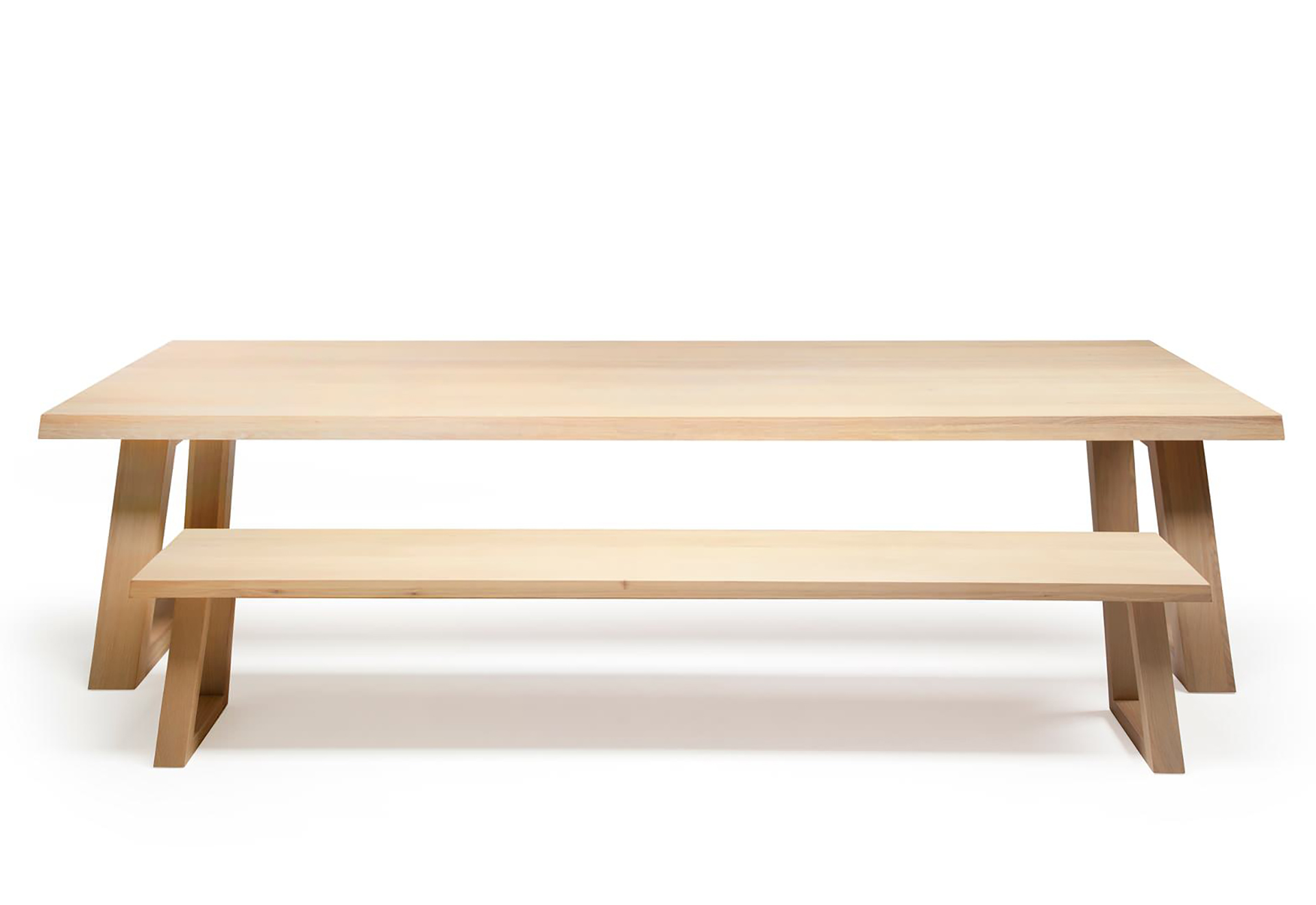 Bankje Wit Hout.Design Bench Slide L Remy Meijers L Odesi Your Dutch Design