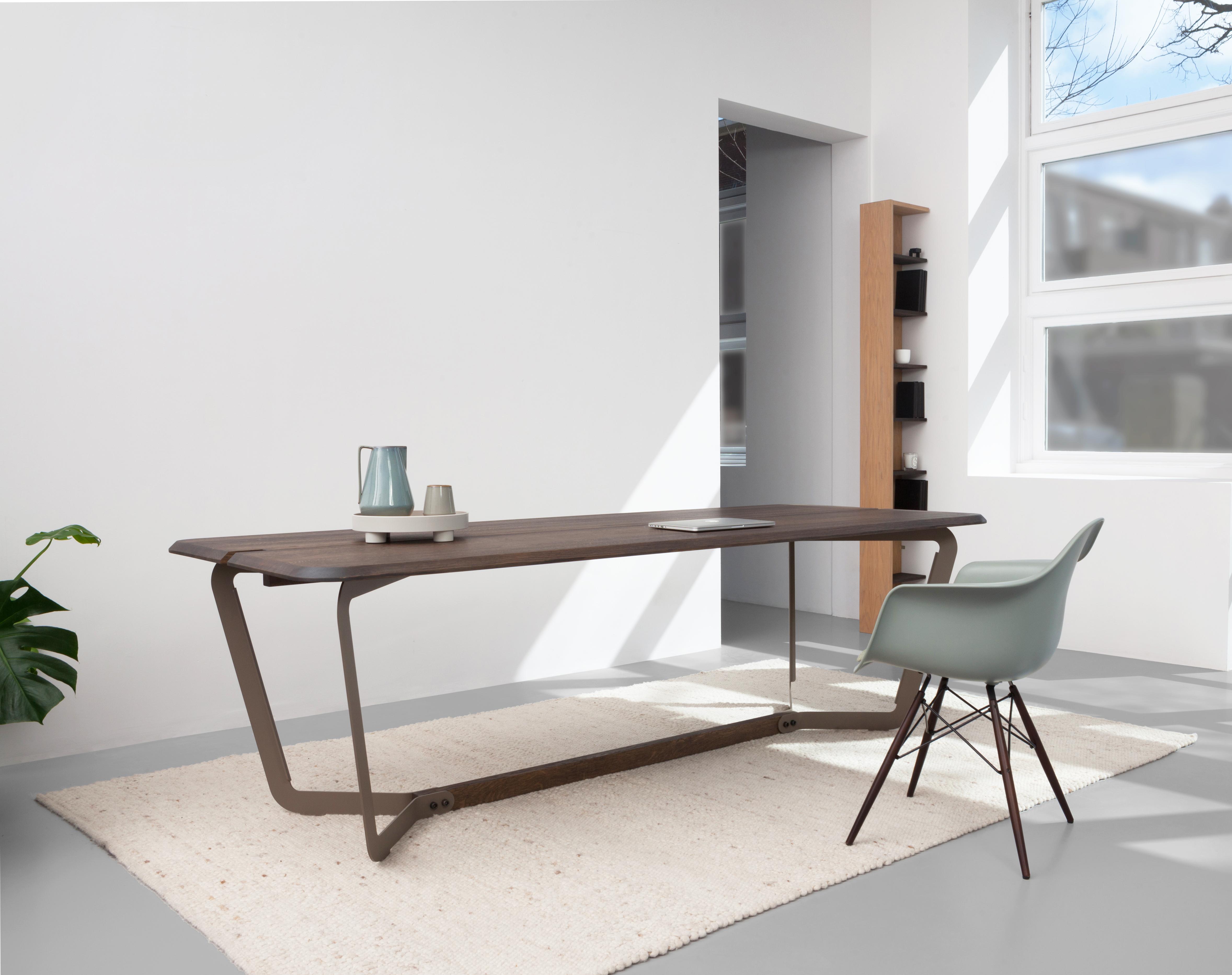 Dutch Design Tafel : Design dining table stringer l bas vellekoop l odesi your dutch
